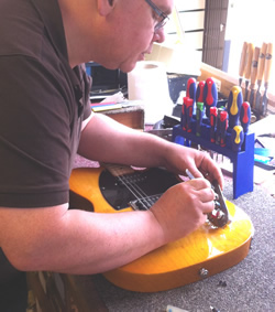 string instrument repairs