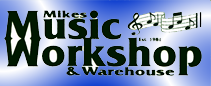 mikes music guitar workshop