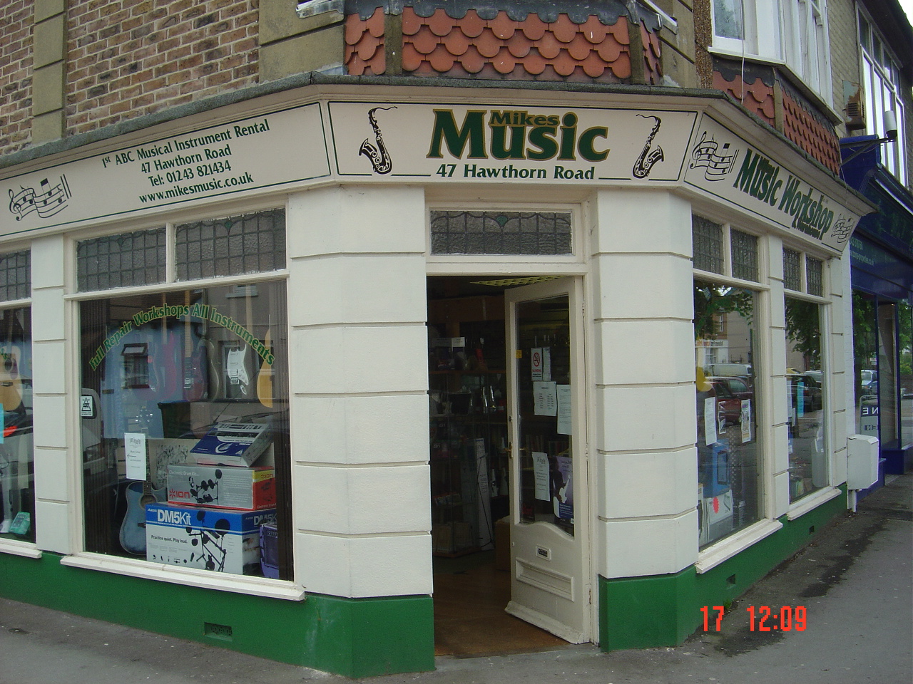 Mikes Music Shop