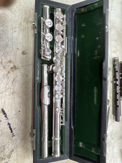 Altus A807 Open Hole Flute