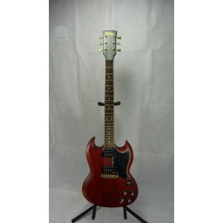 Vintage SG style guitar - Faded Cherry