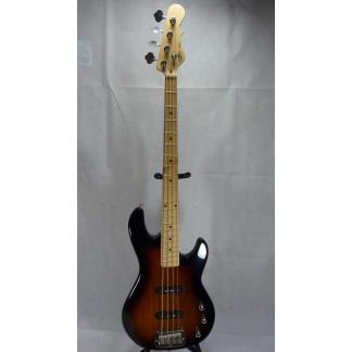 G&L Tribute JB-2 Bass - Brown burst