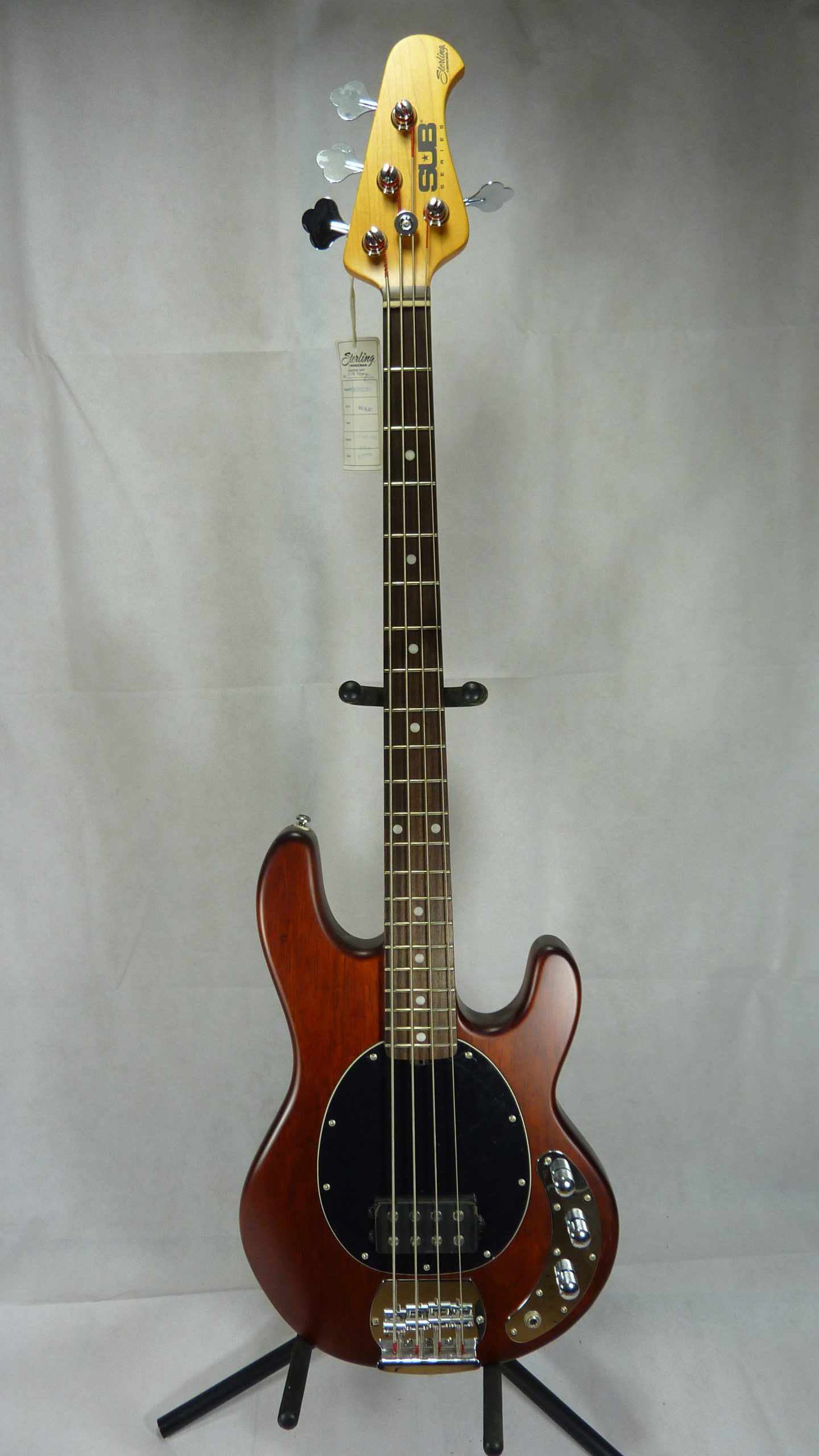 Sterling by Music Man Sub Series Bass